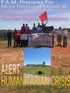 PRESS RELEASE: Emergency Alert: F.A.M. Press Release for Holman Prison
